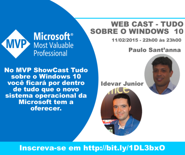 WebCast Windows 10 20150211