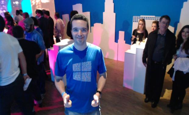 Idevar Junior Evento Lançamento Windows 10