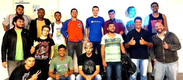 Palestra Produtividade com Windows 10, Idevar Junior, UNG, Universidade de Guarulhos, 25/05/2017